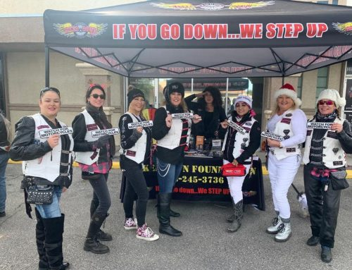 Why BikerDown is the BEST Motorcycle Charity in the USA