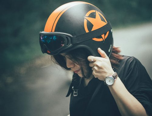 How to Choose the Right Helmet, Featuring Tara at Main Street Moto