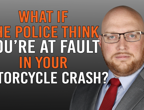 Does a Bad Police Report Mean You Will Lose an Injury Case?