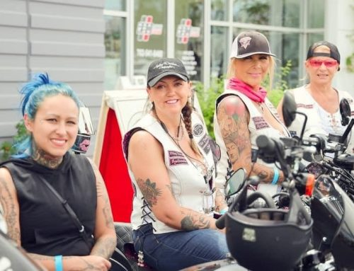International Female Ride Day 2021 – Review and Photos!