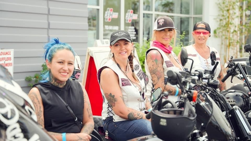 International Female Ride Day 2021