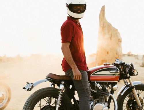 Is Riding A Motorcycle Exercise For Your Body AND Brain?