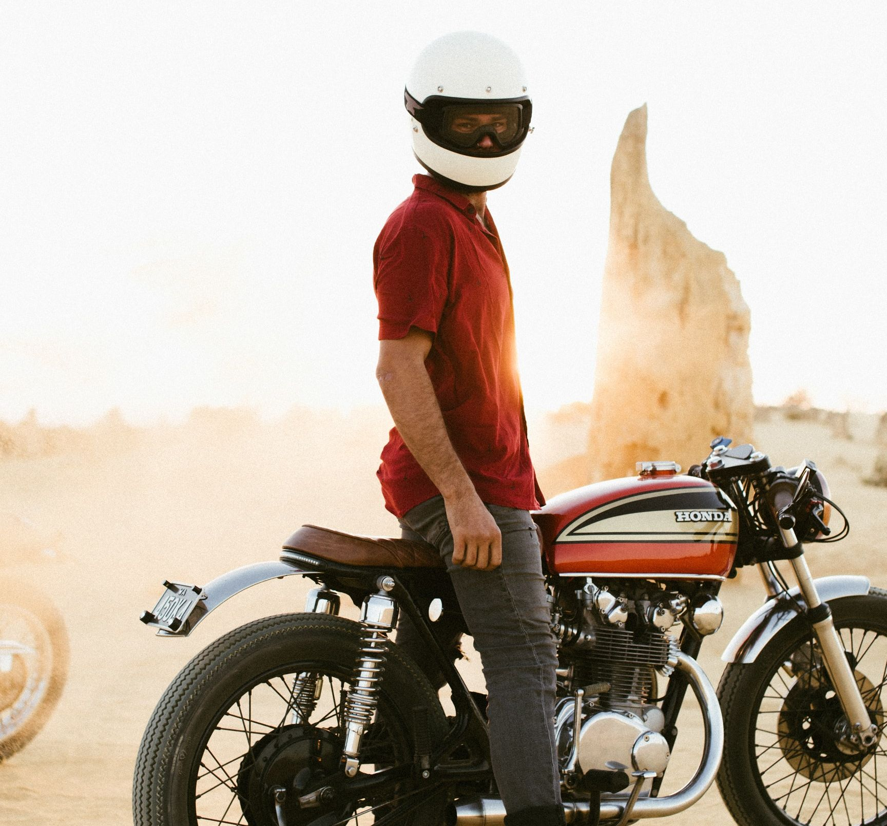 does riding a motorcycle have health benefits